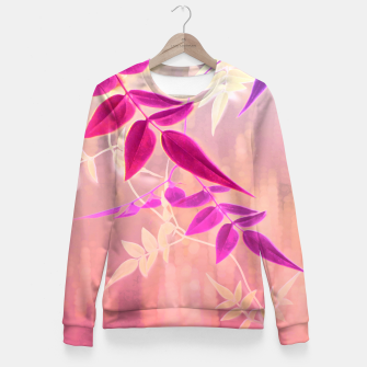 Thumbnail image of Jasmine Sunrise Fitted Waist Sweater, Live Heroes