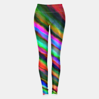 Thumbnail image of Strands of Colour Leggings, Live Heroes