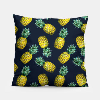 Thumbnail image of Pattern pineapple Almohada, Live Heroes