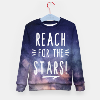 Reach for the Stars Kindersweatshirt miniature