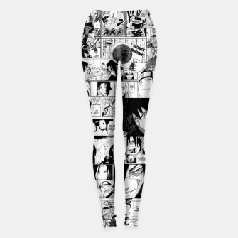 Thumbnail image of The way of the Ninja Leggings, Live Heroes