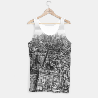 Thumbnail image of New York Manhattan skyline Tank Top, Live Heroes