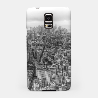 Thumbnail image of New York Manhattan skyline Samsung Case, Live Heroes