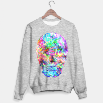 Thumbnail image of Skull Sweater regular, Live Heroes