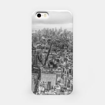 Thumbnail image of New York Manhattan skyline iPhone Case, Live Heroes