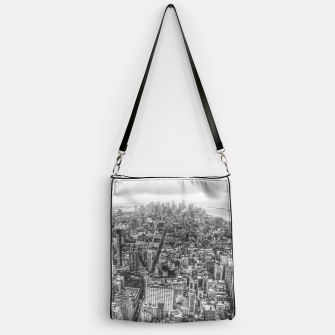 Thumbnail image of New York Manhattan skyline Handbag, Live Heroes