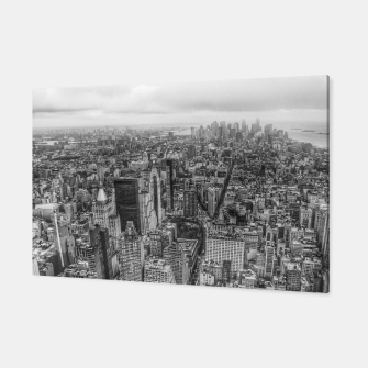 Thumbnail image of New York Manhattan skyline Canvas, Live Heroes