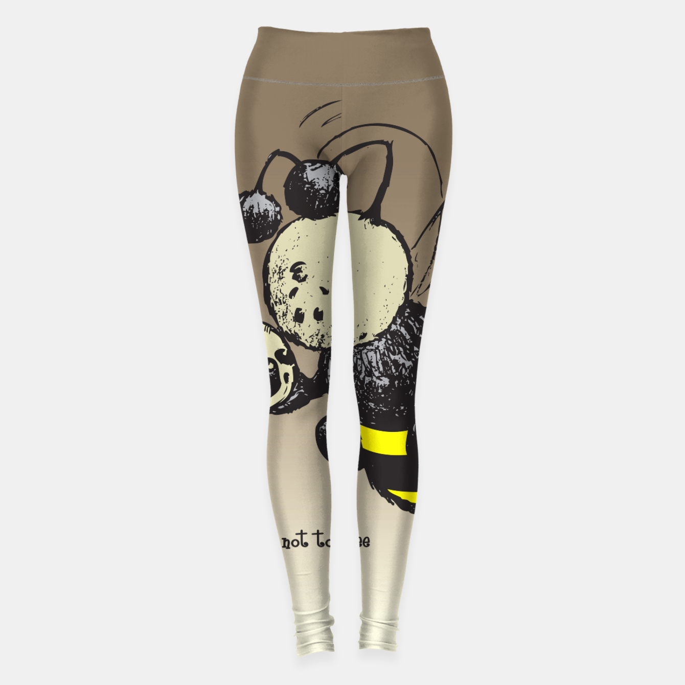 To Bee Or Not To Bee Leggings Live Heroes