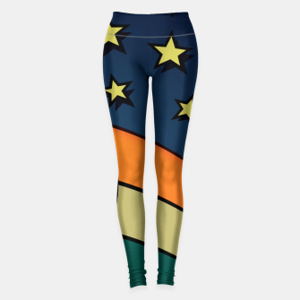 Thumbnail image of Peter the magic pig Leggings, Live Heroes