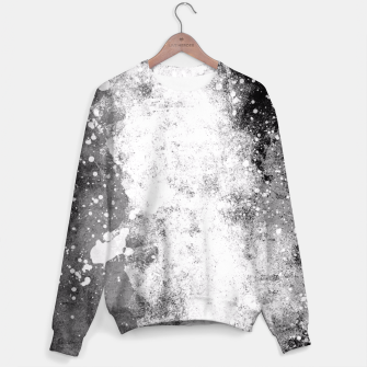 Thumbnail image of Galaxy Greyscale Sweater, Live Heroes