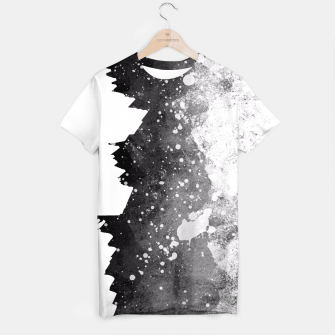 Thumbnail image of Galaxy Greyscale T-shirt, Live Heroes