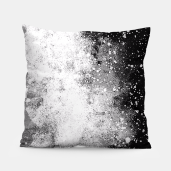 Thumbnail image of Galaxy Greyscale Pillow, Live Heroes