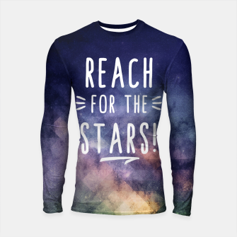 Reach for the Stars Longsleeve Rashguard miniature