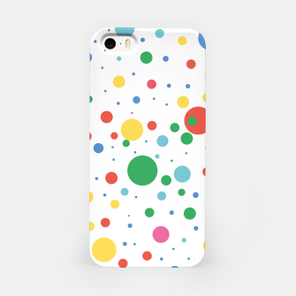 Thumbnail image of Dots Pattern 4 iPhone-Hülle, Live Heroes