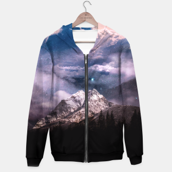 Space Time Hoodie thumbnail image