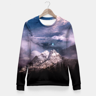 Space Time Fitted Waist Sweater thumbnail image