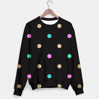 Thumbnail image of Dots Pattern 5 Sweatshirt, Live Heroes