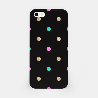 Thumbnail image of Dots Pattern 5 iPhone-Hülle, Live Heroes
