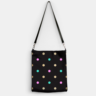 Thumbnail image of Dots Pattern 5 Handtasche, Live Heroes