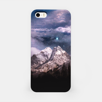 Space Time iPhone Case thumbnail image