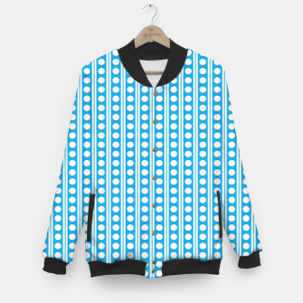 Thumbnail image of Dots Pattern 6 College-Jacke, Live Heroes