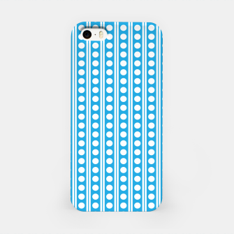 Thumbnail image of Dots Pattern 6 iPhone-Hülle, Live Heroes