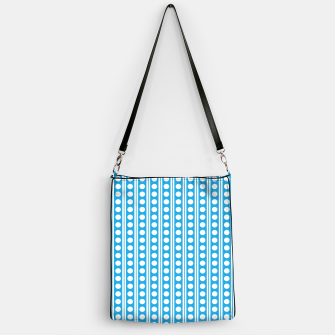 Thumbnail image of Dots Pattern 6 Handtasche, Live Heroes