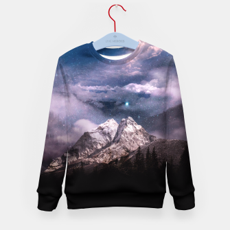 Space Time Kid's Sweater thumbnail image