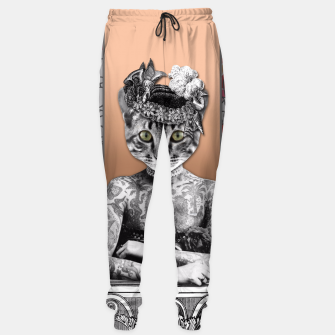 Thumbnail image of CAT WOMAN Sweatpants, Live Heroes