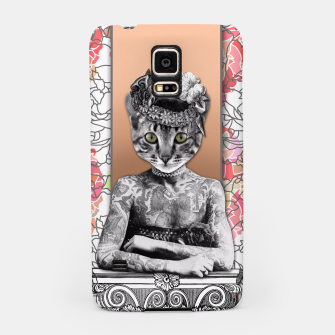 Thumbnail image of CAT WOMAN Samsung Case, Live Heroes