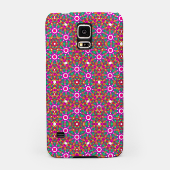 Thumbnail image of FLOWER OF LIFE KALEIDOSCOPE Samsung Case, Live Heroes