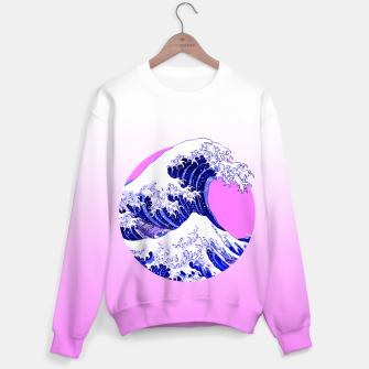 Thumbnail image of w a v e s Sweater, Live Heroes