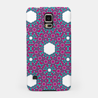 Thumbnail image of PINK AND PURPLE KALEIDOSCOPE Samsung Case, Live Heroes