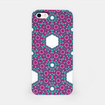 Thumbnail image of PINK AND PURPLE KALEIDOSCOPE iPhone Case, Live Heroes