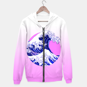 Thumbnail image of w a v e s Hoodie, Live Heroes