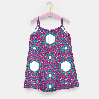 Thumbnail image of PINK AND PURPLE KALEIDOSCOPE Girl's Dress, Live Heroes