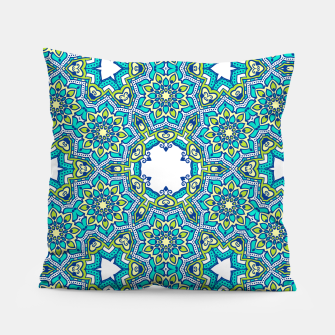 Thumbnail image of MANDALA PATTERN Pillow, Live Heroes