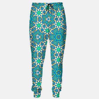 Thumbnail image of ABSTRACT PATTERN  Sweatpants, Live Heroes