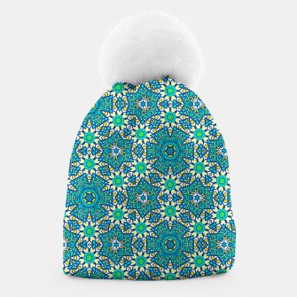 Thumbnail image of ABSTRACT PATTERN  Beanie, Live Heroes