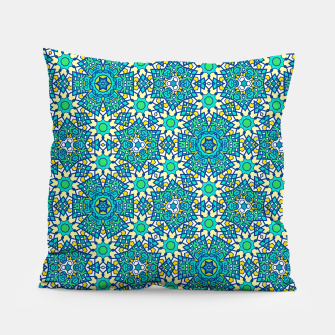 Thumbnail image of ABSTRACT PATTERN  Pillow, Live Heroes