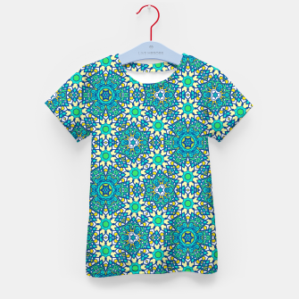 Thumbnail image of ABSTRACT PATTERN  Kid's T-shirt, Live Heroes