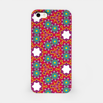 ABSTRACT GEOMETRY PATTERN iPhone Case thumbnail image