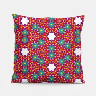 ABSTRACT GEOMETRY PATTERN Pillow thumbnail image