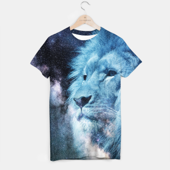 Thumbnail image of Space of the Lion T-Shirt, Live Heroes