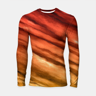 Thumbnail image of Fun in the Afternoon, Sunset Longsleeve Rashguard , Live Heroes