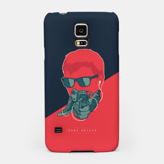 Thumbnail image of Baby Driver Samsung Case, Live Heroes