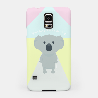 Thumbnail image of Spreading the Koala Hug Samsung Case, Live Heroes
