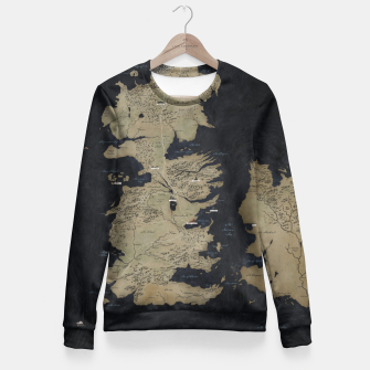 Thumbnail image of Game of Thrones Fitted Waist Sweater, Live Heroes
