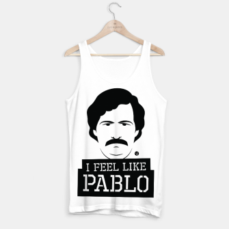 I feel like Pablo Tank Top obraz miniatury