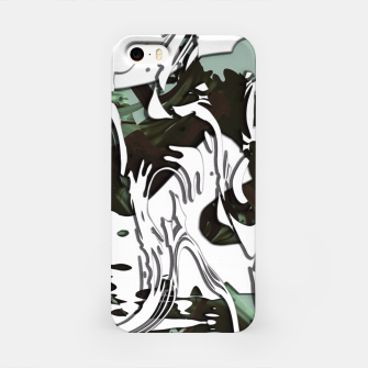 Whiteness iPhone Case thumbnail image
